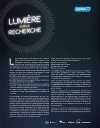 lumiere panneau 1 presentation reference
